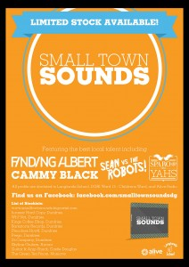 Small Town Sounds Poster
