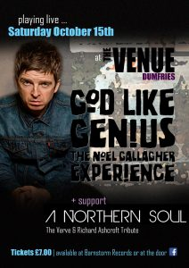 God Like Genius - Noel Gallagher