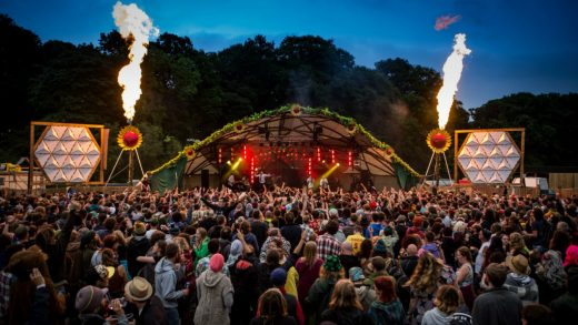 Our 10 top tips for Eden Festival 2018
