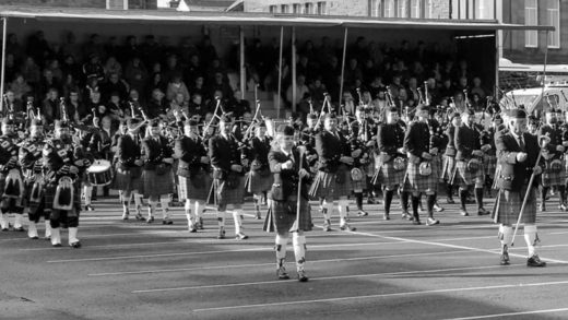 Award-winning Royal Burgh of Dumfries Tattoo returns!