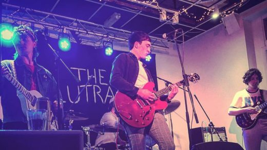 Review: The Lutras, Be Like Pablo and Kasama @ The Stove 22/9/18