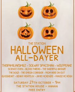 Annan Halloween All Dayer