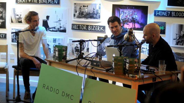 Dumfries Music Conference Radio DMC