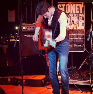 Stoney Broke Guitar Theatre Royal Small Town Sounds