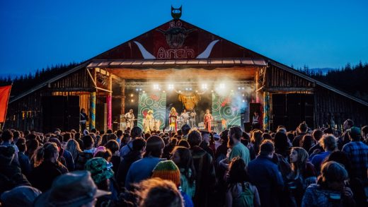Knockengorroch 2019 Announces Headline Acts