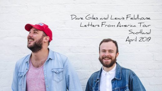 'Letters From America' tour to arrive in Dumfries & Galloway