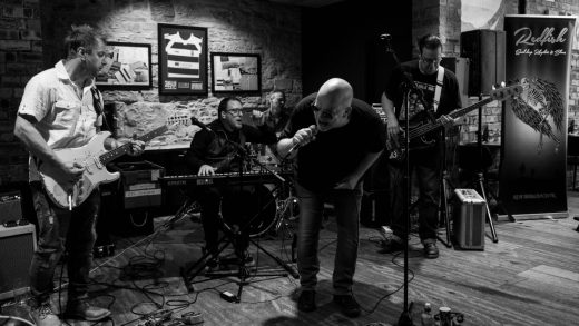 Redfish blues band present The Sunday Sessions